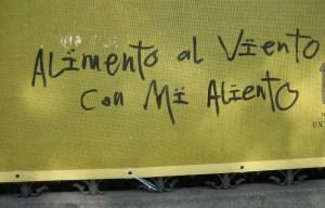 grafiti en madrid junio 2010
