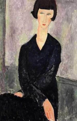 Modigliani - Fernande Barrey