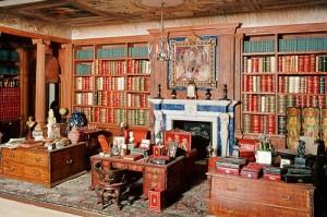 Biblioteca de la Reina María