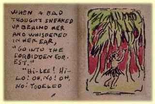 Ejemplo del libro de Tarzán Jr.