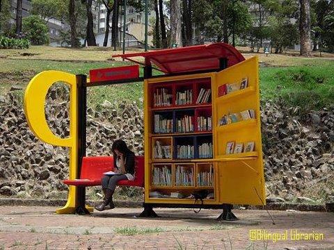 Biblioparada