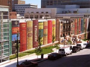 Biblioteca pública de Kansas