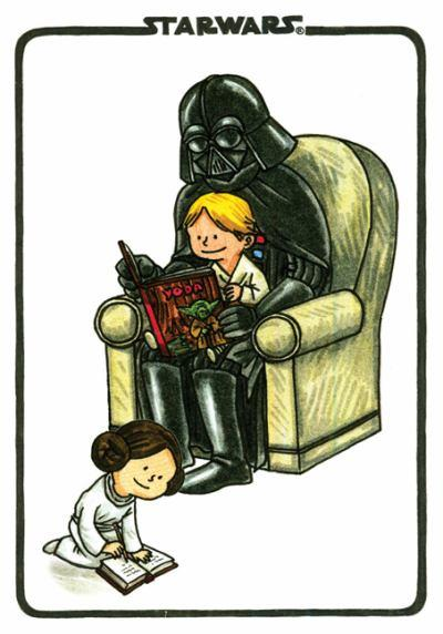 Darth Vader and Son, de Jeffrey Brown