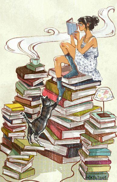 """Resultado de imagen de locos leyendo"""""""