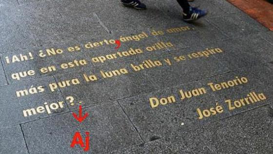 Acción en Madrid
