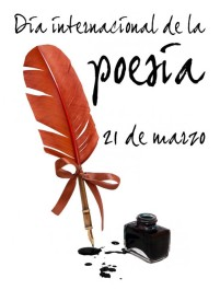 Resultado de imagen de día mundial poesía