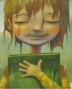 imagen niño y libro