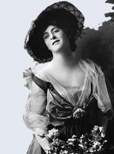 Imagen de Fitzgerald en el cartel.