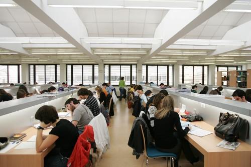 Biblioteca de Ciencias, Universidad de Navarra